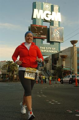 Jo jo running vegas2009